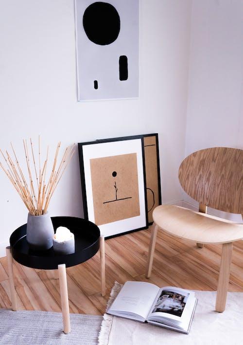 Imagine de stoc gratuită din acasă, aspect, cameră