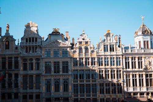 Foto profissional grátis de arquitetura, Bélgica, bruxelas