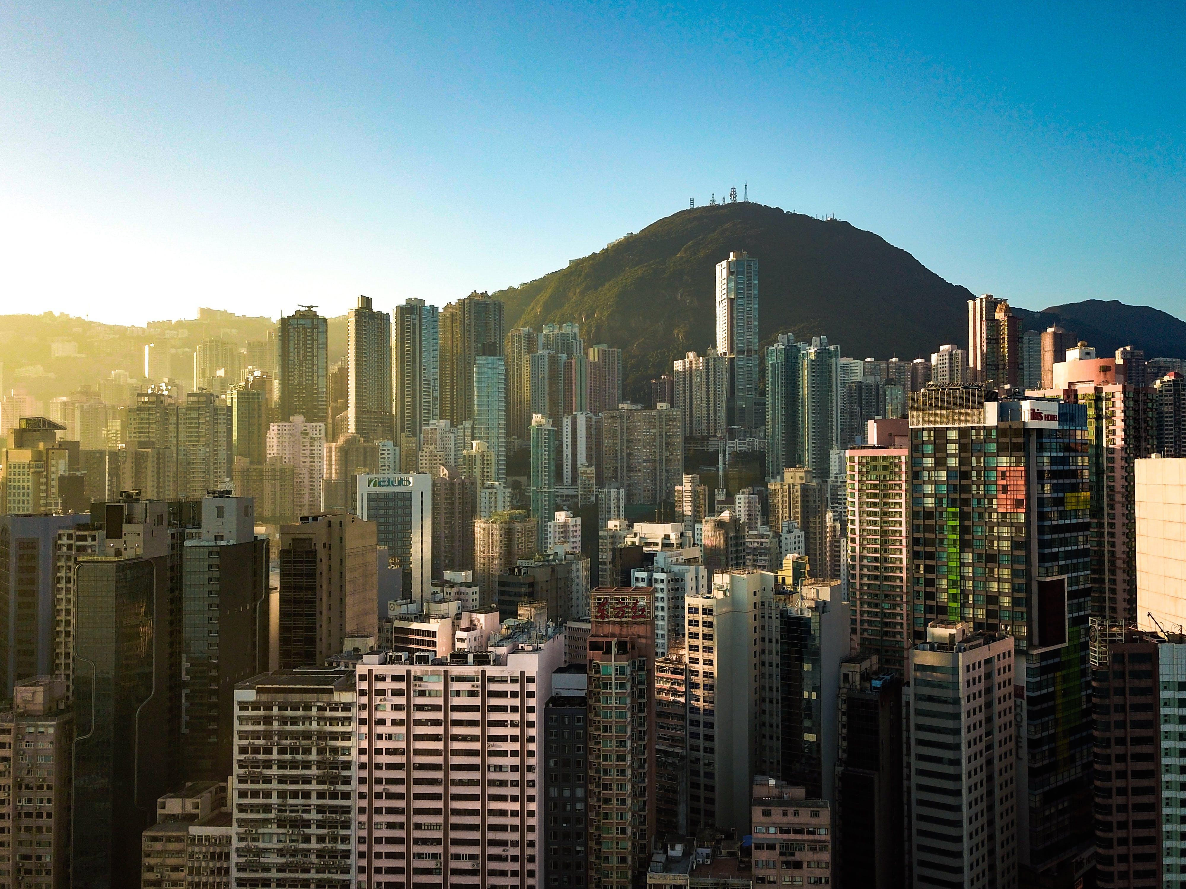 Free stock photo of asia, beautiful, city, city center