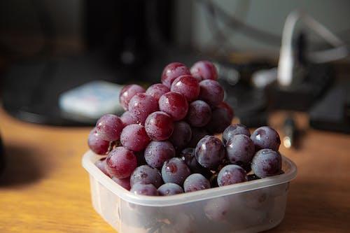 Kostnadsfri bild av balanserad diet, bete, druva