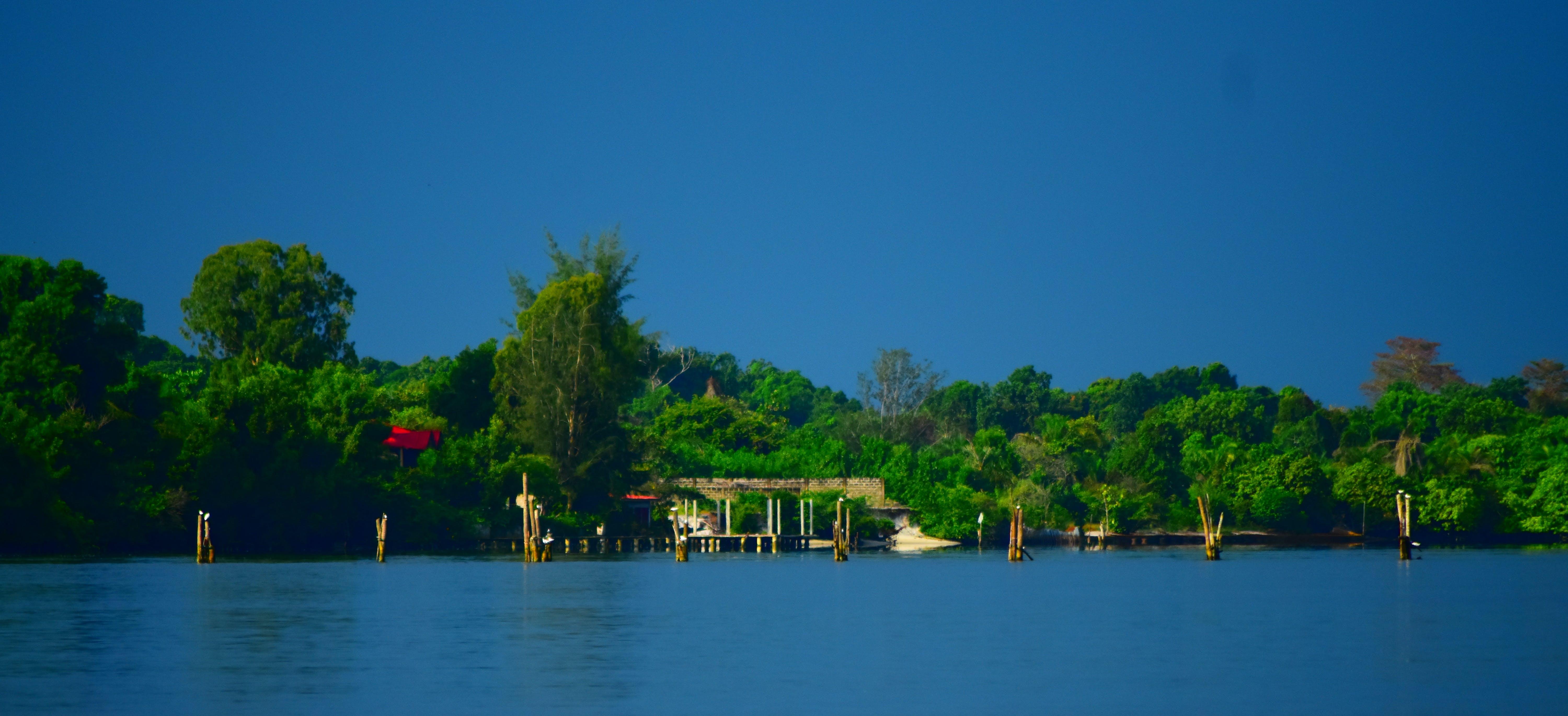 Free stock photo of ASSINIE, blue sky, Côte d'Ivoire, ciel