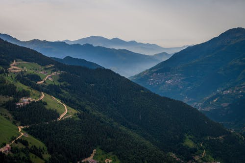 原本, 山, 山丘 的 免费素材图片