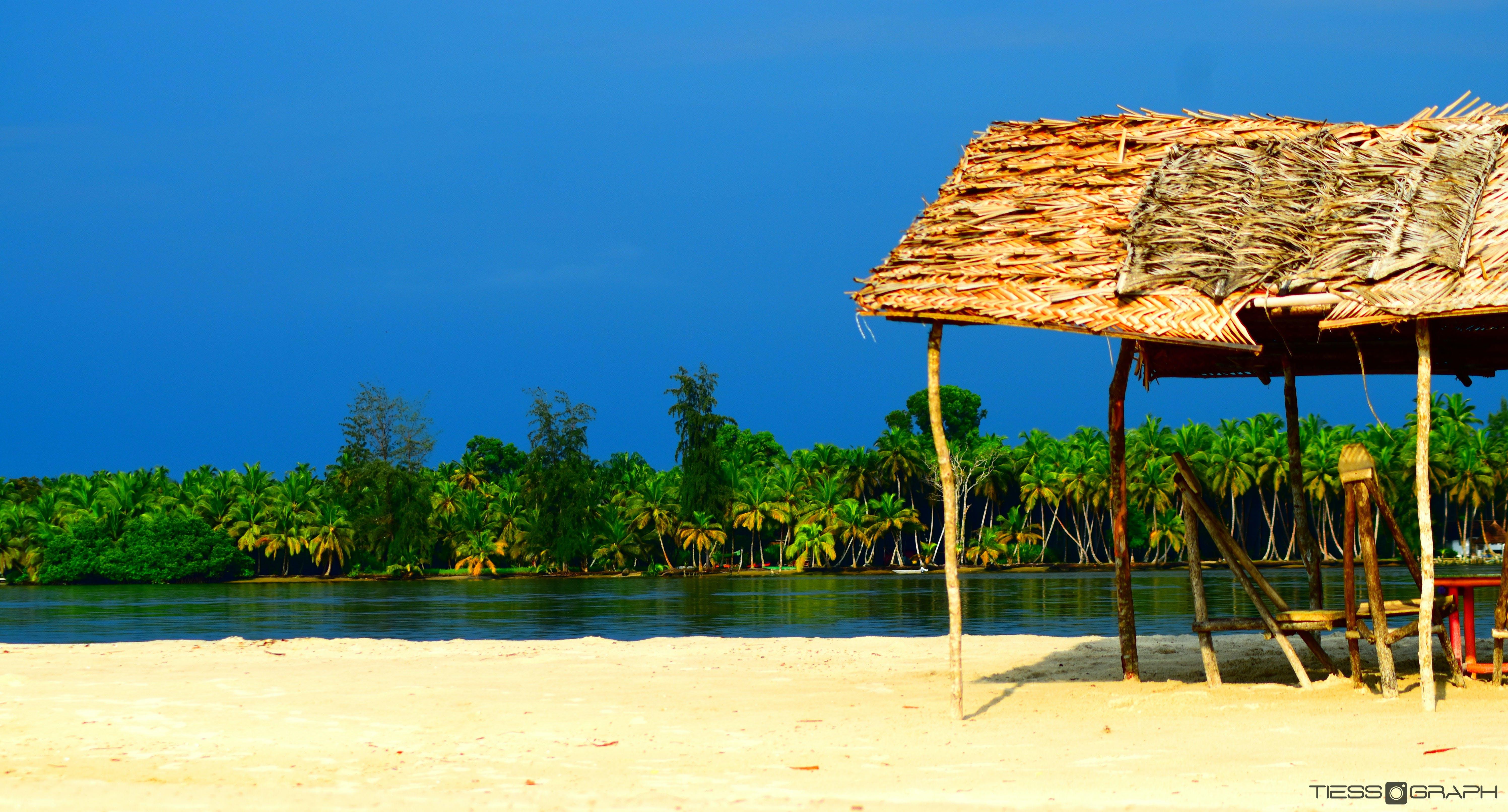 Free stock photo of ASSINIE, blue, Côte d'Ivoire, ciel