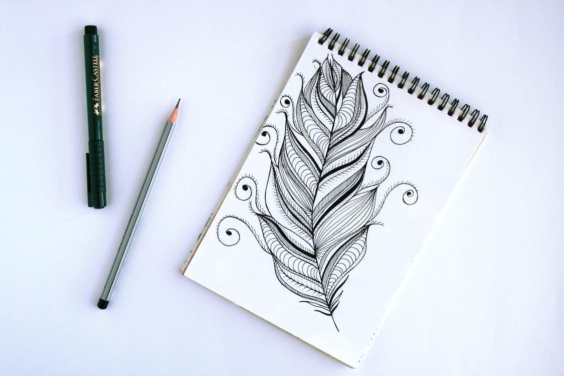 almohadilla, Arte, artista