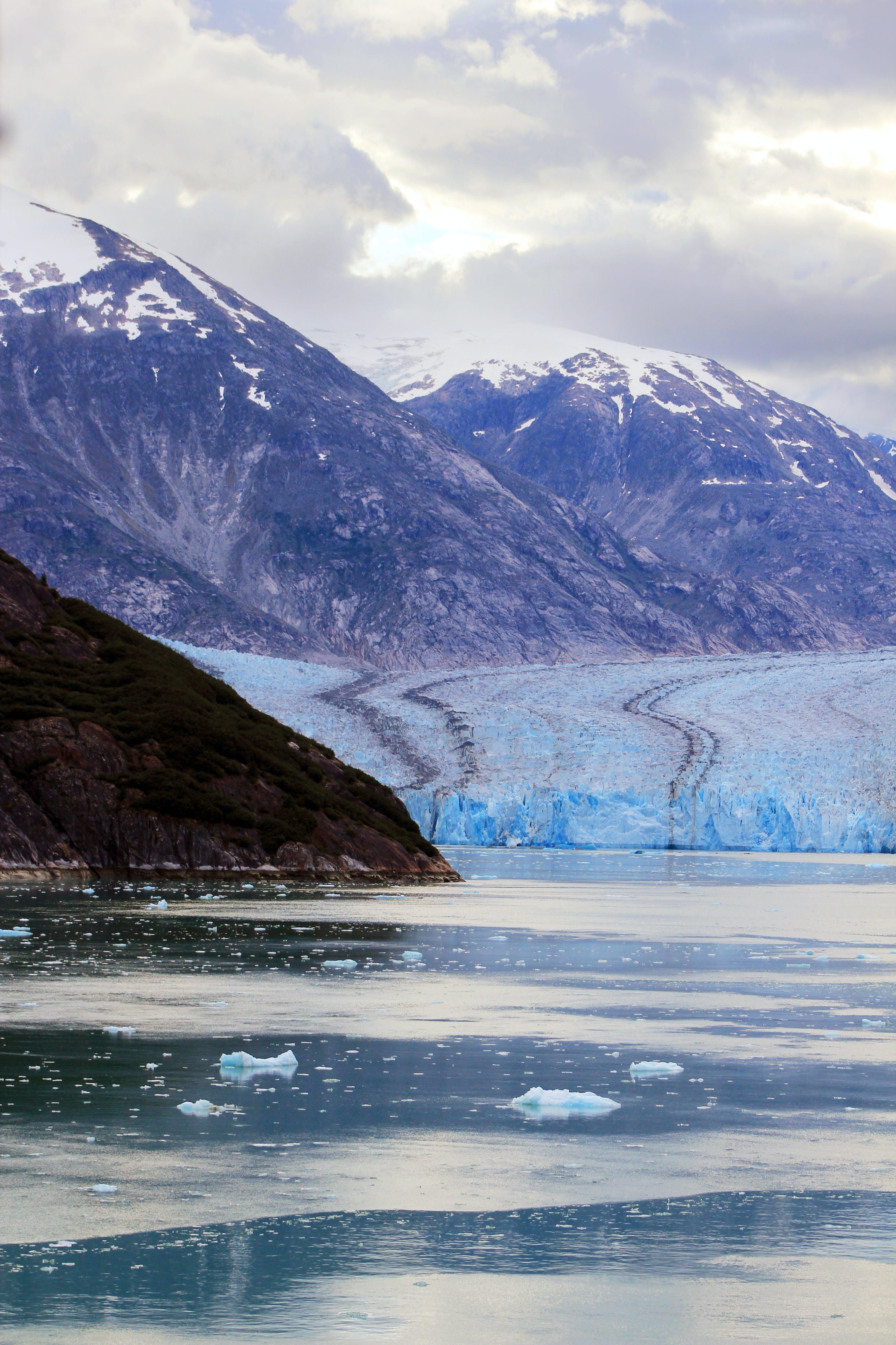 Free stock photo of glacier