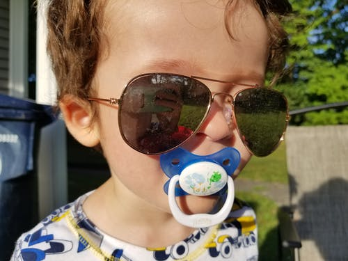 Free stock photo of binky, child, cool, family