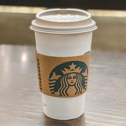 คลังภาพถ่ายฟรี ของ Starbucks, กาแฟ, คอฟฟีเบรก