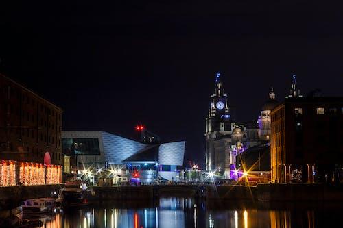 Fotos de stock gratuitas de Albert Dock, frente al mar, liverpool