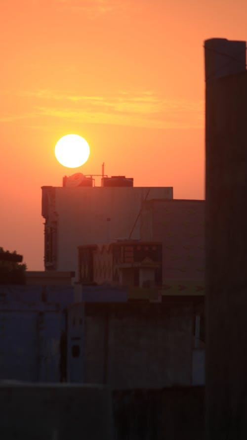 Free stock photo of evening, sun, sun evening