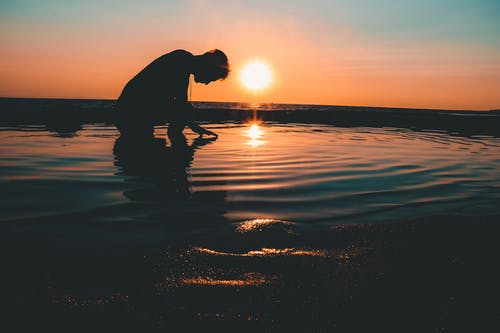 Ingyenes stockfotó a belső béke, érzés, igaz, naplemente témában