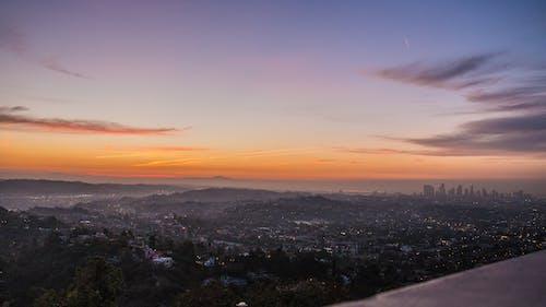 Ilmainen kuvapankkikuva tunnisteilla aamu, auringonlasku, aurinko, horisontti
