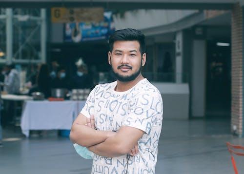 Free stock photo of man, nepal, person