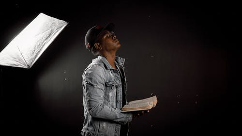 Free stock photo of bible, prayer