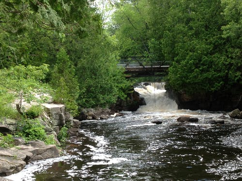 Бесплатное стоковое фото с водопады