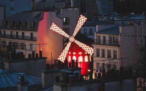 île-de-france, 거리, 건물의 무료 스톡 사진