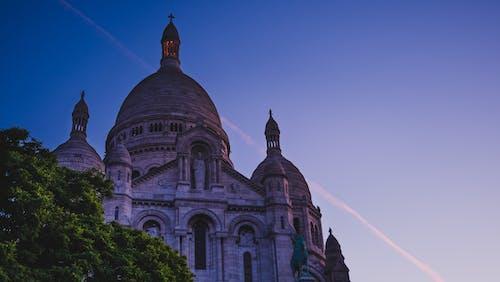 île-de-france, sacré-cœur, 건물의 무료 스톡 사진