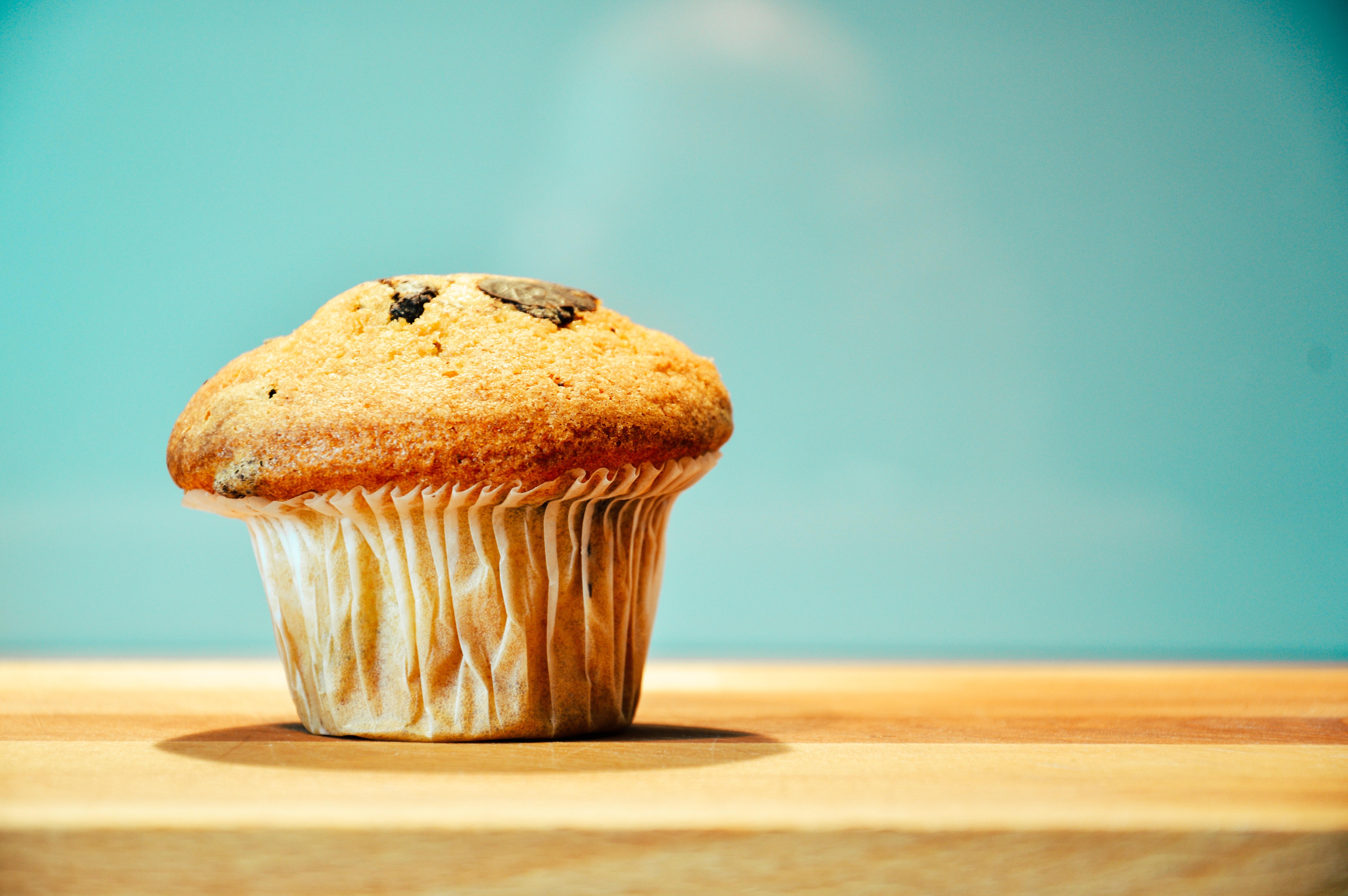 Muffin 183 Free Stock Photo