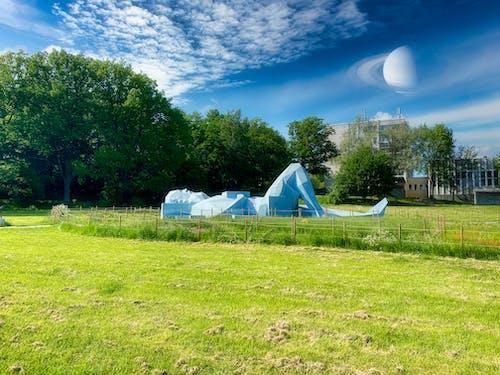 Foto profissional grátis de arquitetônico, escultura em pedra, Suécia