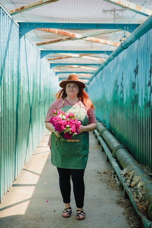 Gratis arkivbilde med bedriftseier, blomsterhandler, bryllup