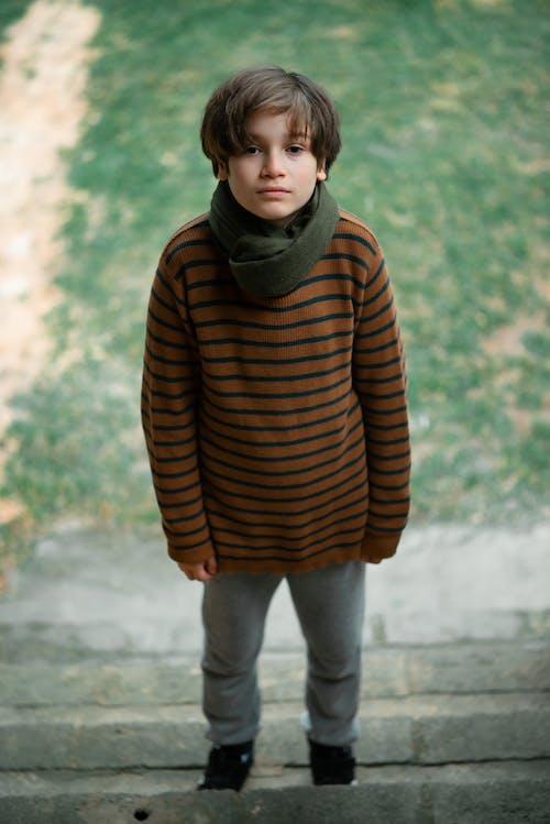 Immagine gratuita di adolescente, autunno, bambino