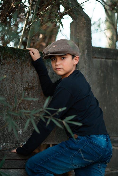 Immagine gratuita di adolescente, adulto, albero
