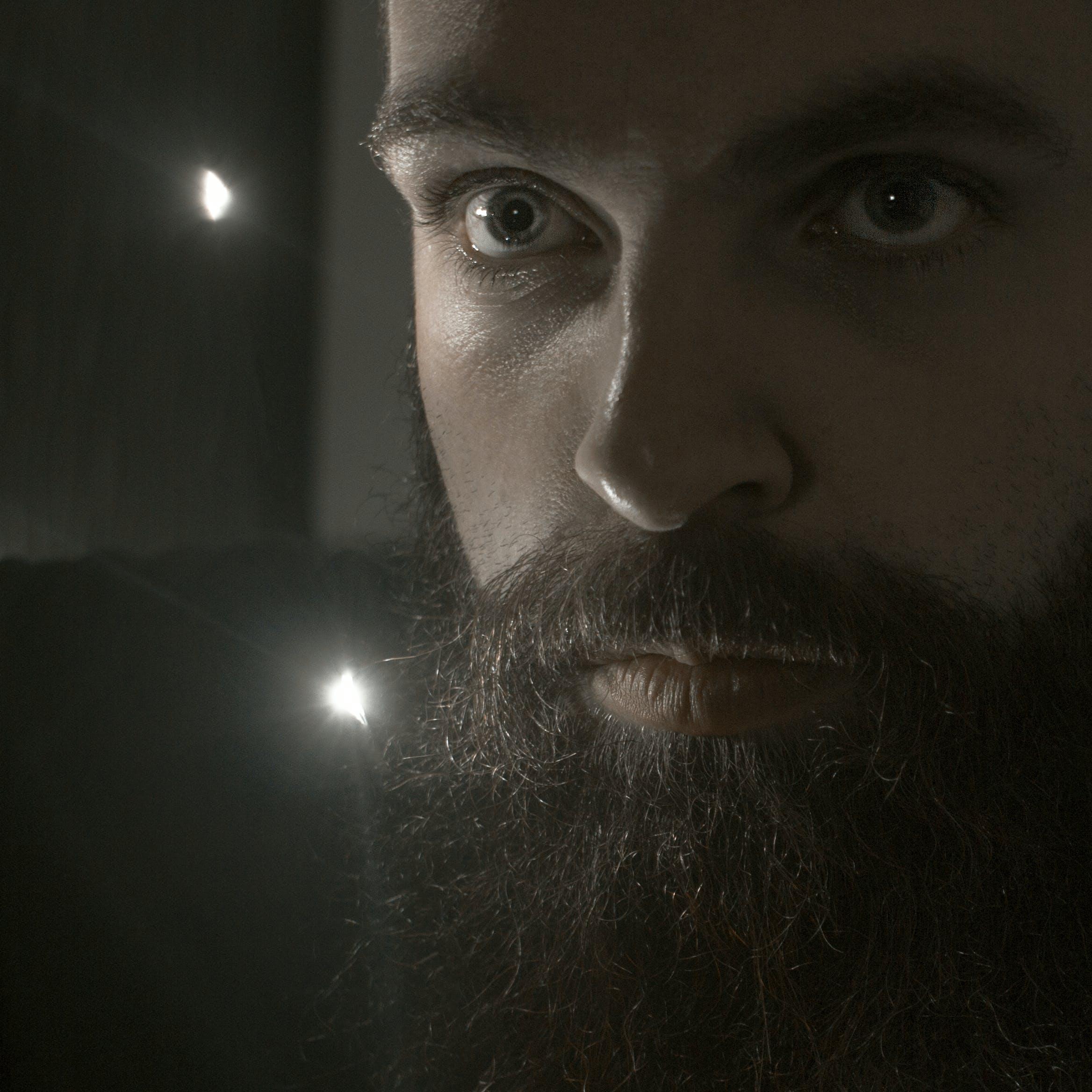 Free stock photo of light, eyes, portrait, fantasy