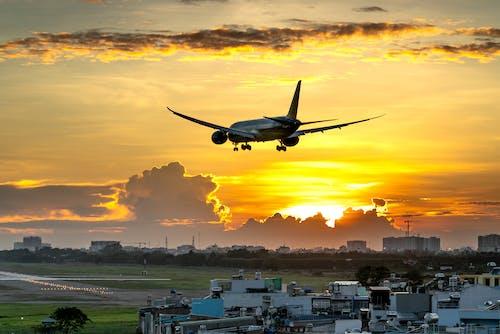 Ảnh lưu trữ miễn phí về bay, bình Minh, chuyến bay