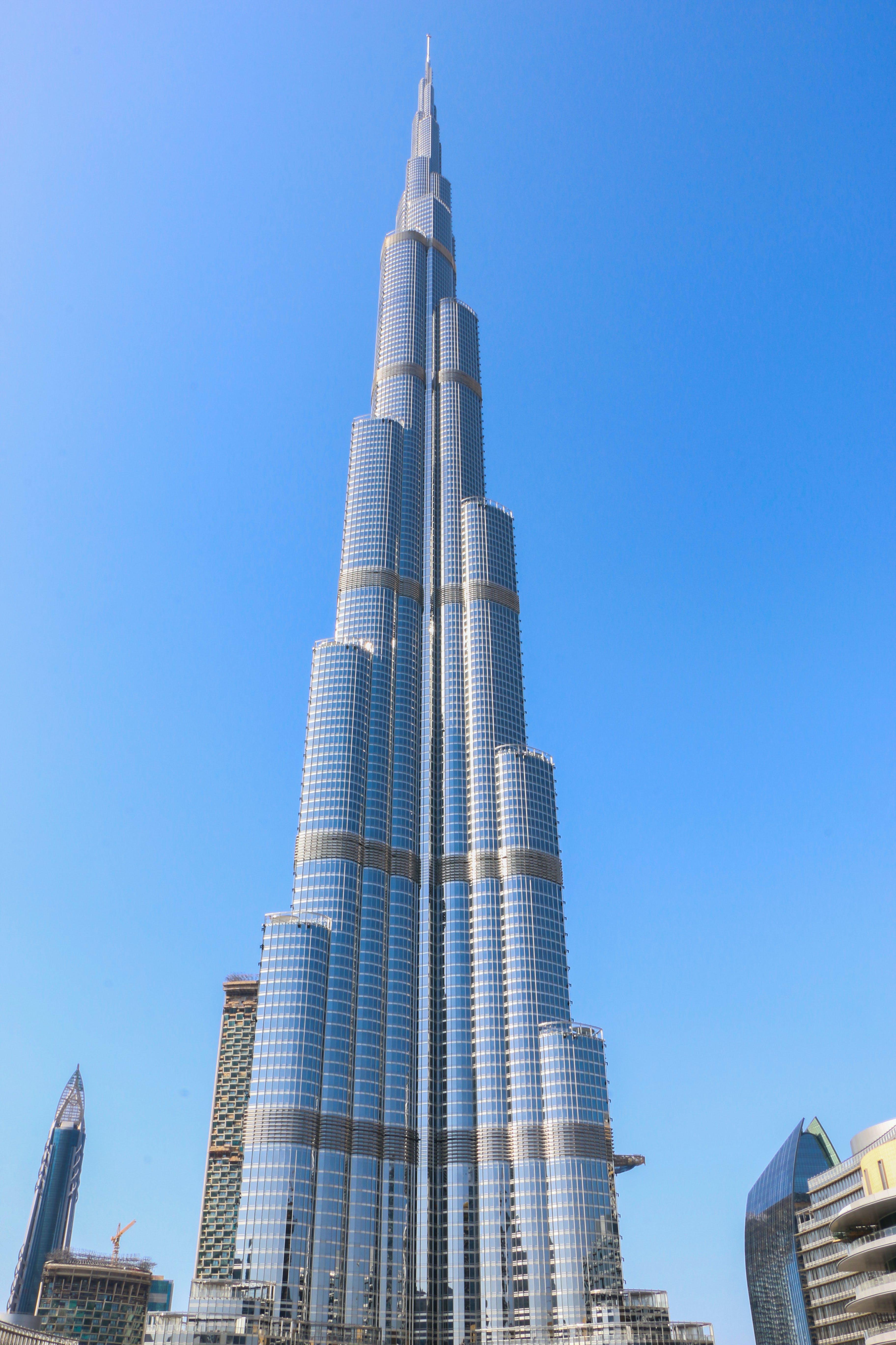 Free stock photo of architectural, architectural design, building, burj khalifa