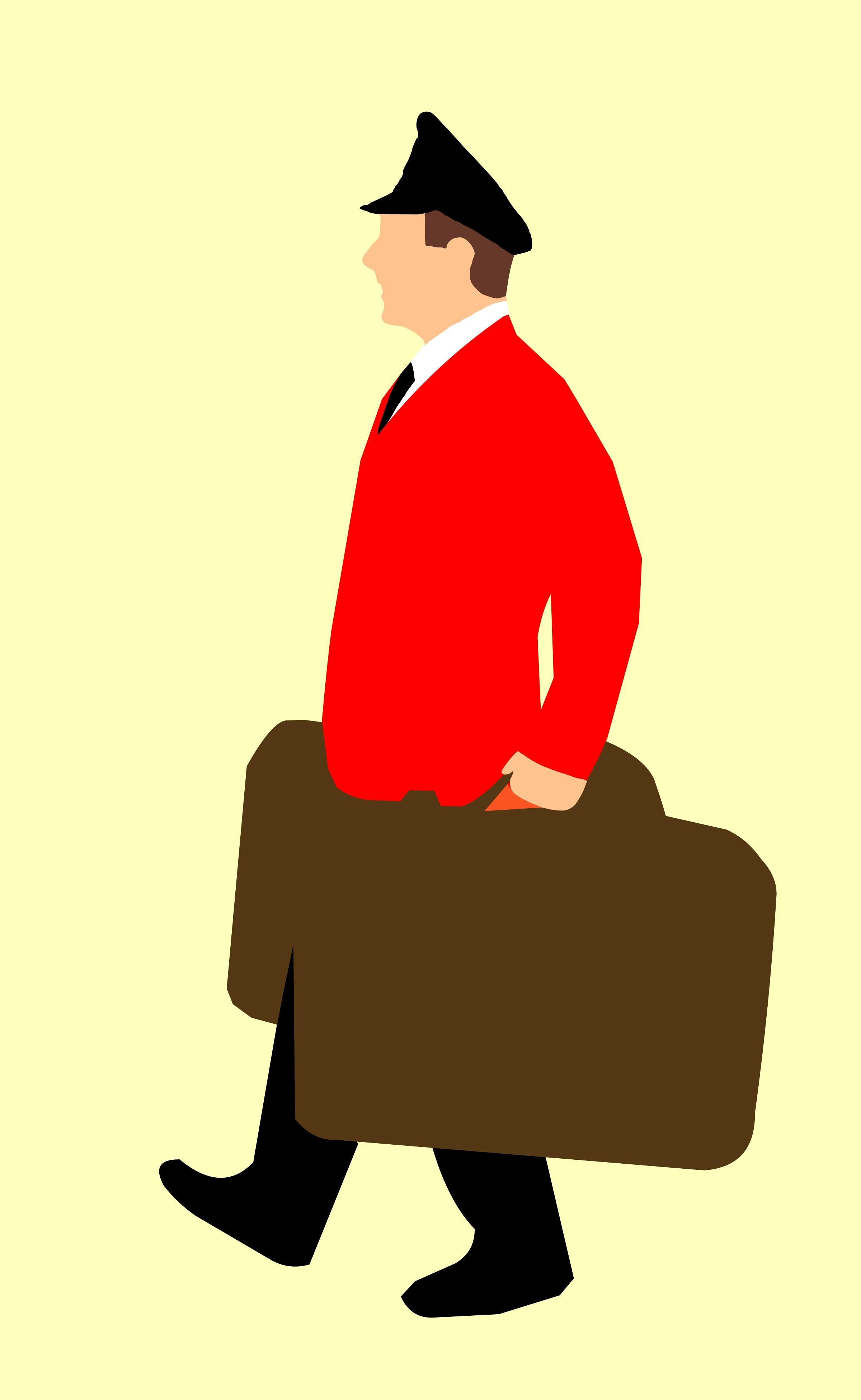 Free stock photo of man, people, hotel, jacket