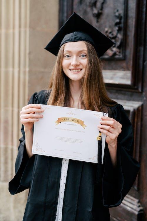Free stock photo of celebration of graduation, graduation, graduation 2021