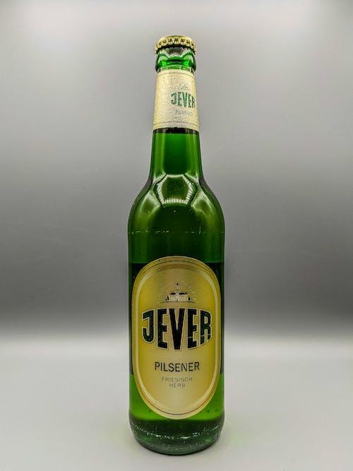 Free stock photo of beer bottle, german beer, gold
