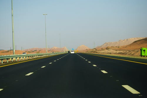 Free stock photo of car, dubai, road, shahbaz