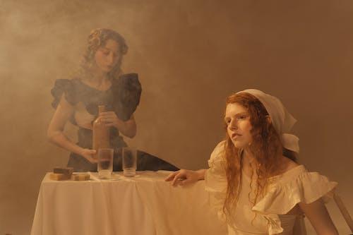 三溫暖, 女性, 婦女 的 免費圖庫相片