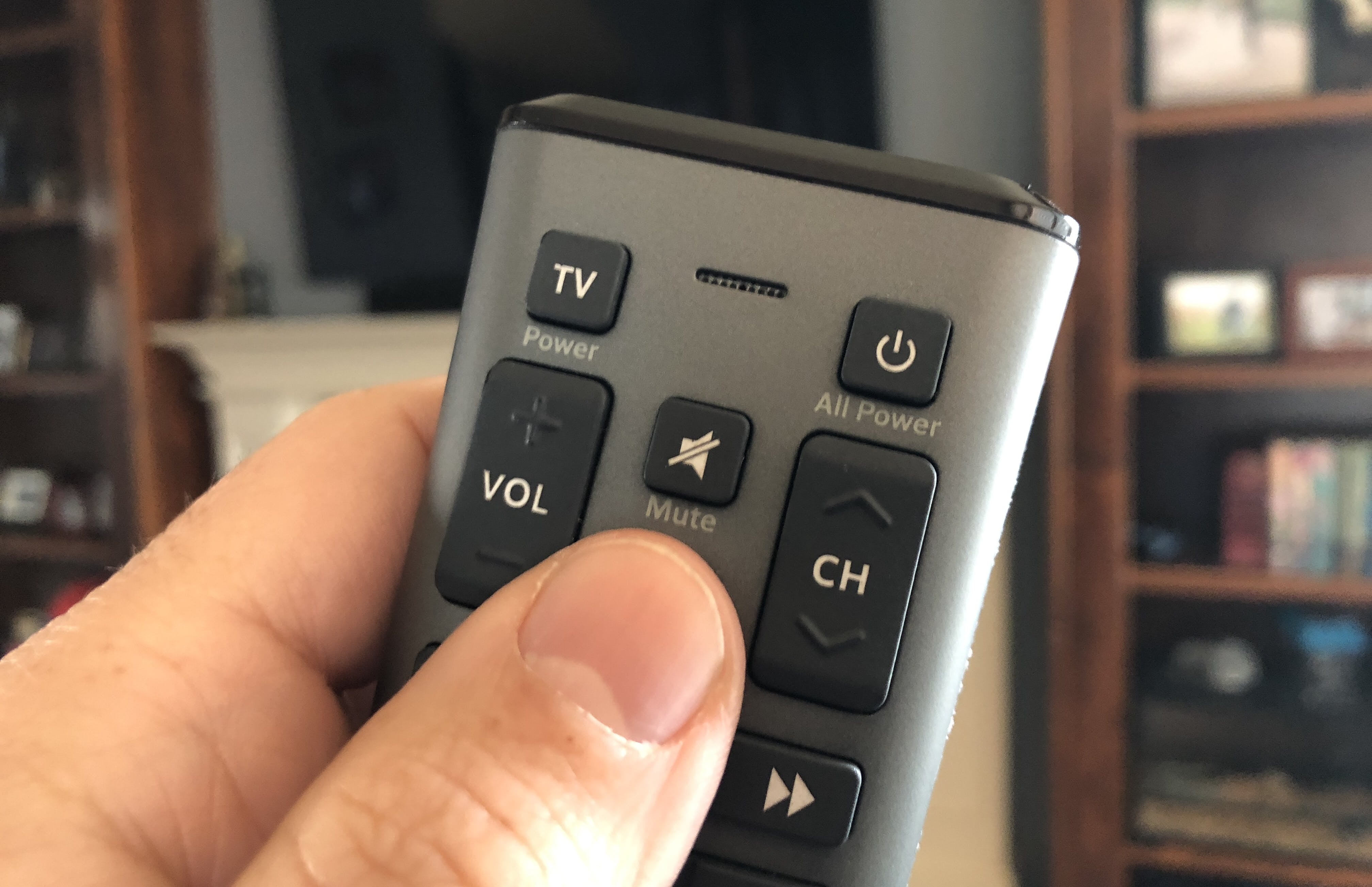 Free stock photo of volume, channel, mute, remote control