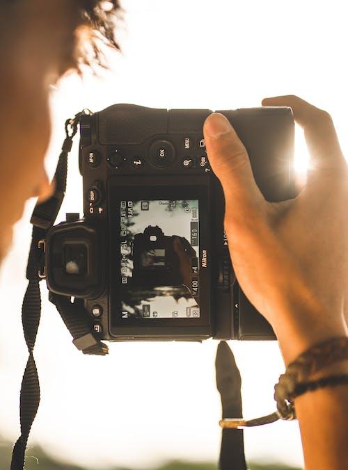 Fotos de stock gratuitas de analógico, bokeh, cámara