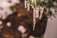 Close-Up Photography of Icicles