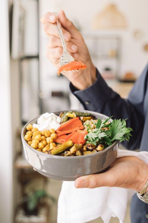 Kostenloses Stock Foto zu abendessen, ausgewogene ernährung, brokkoli