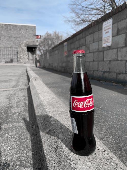 Free stock photo of beverage, black, cola
