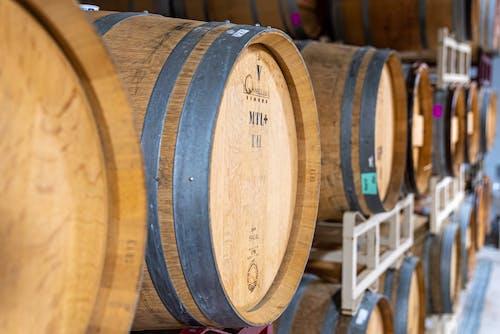 Free stock photo of agbiopix, wine barrells, winery