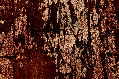 Free stock photo of background, metal, rust