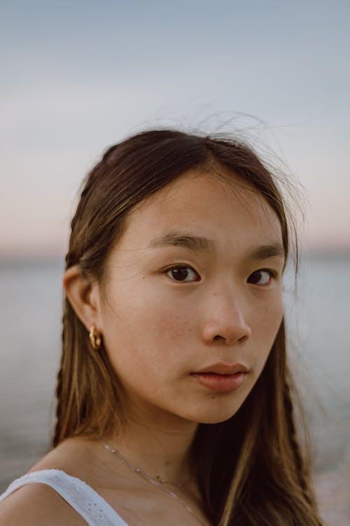 Бесплатное стоковое фото с вода, волос, волосы