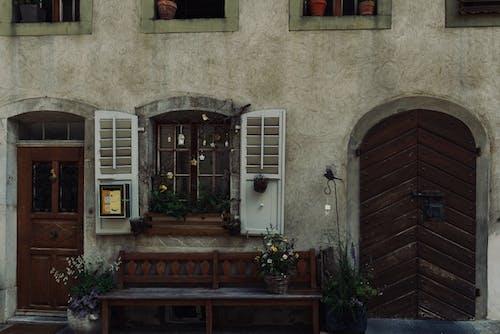 Photos gratuites de architecture, balcon, bâtiment