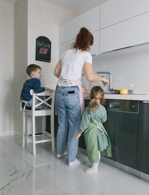 Imagine de stoc gratuită din acasa, adult, băiat