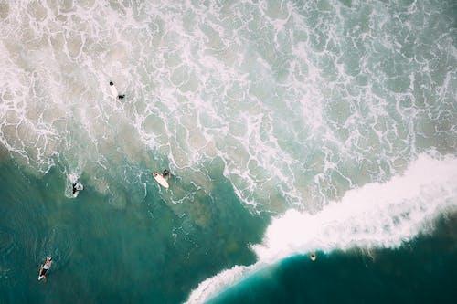 Foto stok gratis air, basah, berselancar
