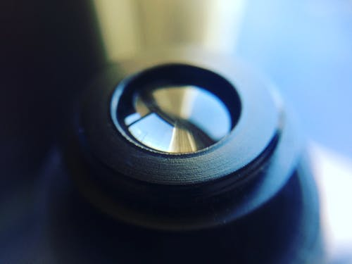 Free stock photo of macro, smartphone lens