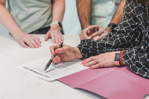 anlaşma, belgeler, dokümanlar içeren Ücretsiz stok fotoğraf