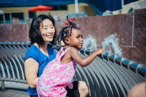 Free stock photo of adoption, asian, bonding time
