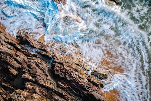 Foto d'estoc gratuïta de a l'aire lliure, abstracte, aigua