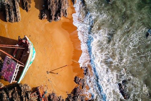 Foto d'estoc gratuïta de abstracte, aigua, art