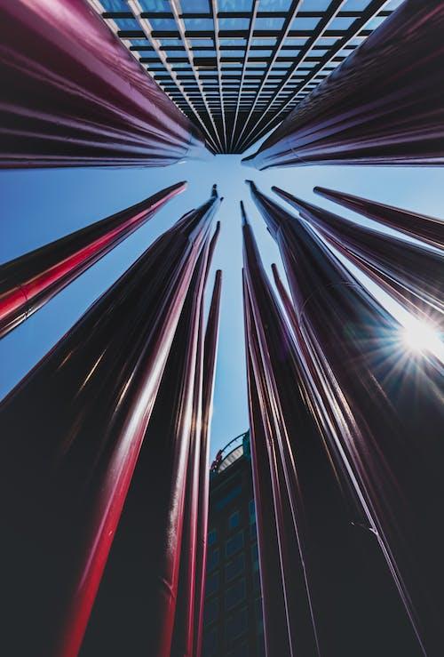 Kostnadsfri bild av abstrakt, arkitektur, betongdjungel
